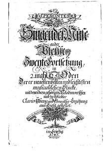 Singing Muse on the Pleisse: book III by Johann Sigismund Scholze