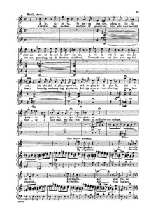 Come per me sereno: Para vocais e piano by Vincenzo Bellini