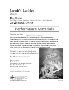 Jacob's Ladder: Performance pack by Richard Arnest