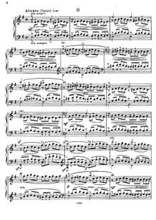 Sixty Etudes: Estudo No.2 by Johann Baptist Cramer