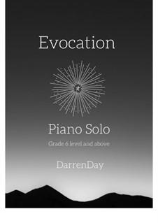 Evocation: Evocation by Darren Day