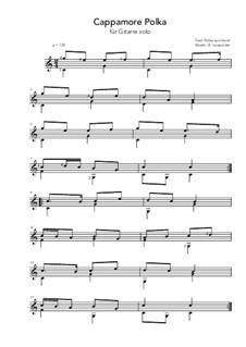 Cappamore Polka: Cappamore Polka by folklore
