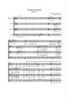 Jingle Bells: para coro misto by James Lord Pierpont