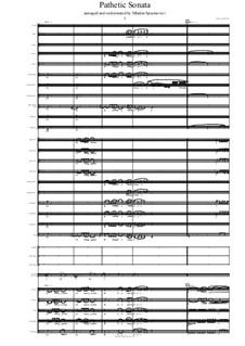 All Movements: para orquetra by Ludwig van Beethoven