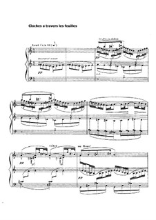 Set II, L.111: Para Piano by Claude Debussy