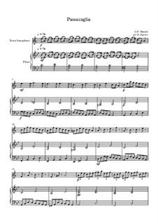10 Easy Classical Pieces For Tenor Saxophone & Piano Vol.3: Passacaglia by Edward MacDowell, Johann Strauss (Sohn), Johannes Brahms, Georg Friedrich Händel, Felix Mendelssohn-Bartholdy, Robert Schumann, Muzio Clementi, Giuseppe Verdi, Anton Rubinstein, Johan Halvorsen