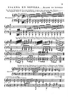 Battle of Baylen. Historical Piece for Piano: Battle of Baylen. Historical Piece for Piano by Peter Weldon