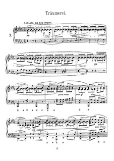 Sechs Lieder ohne Worte: No.3 Les rêves by Georges Bizet