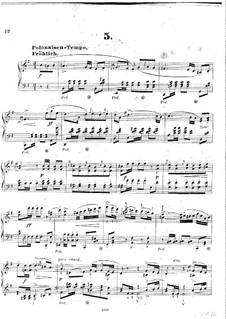 Rosen and Dornen, Op.25: Study No.5 by Johann Carl Eschmann