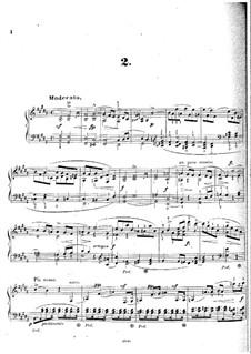 Trösteinsamkeit, Op.37: peça No.2 by Johann Carl Eschmann