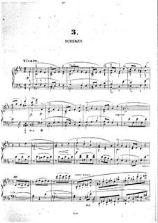 Trösteinsamkeit, Op.37: peça No.3 by Johann Carl Eschmann