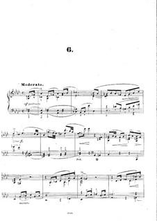 Trösteinsamkeit, Op.37: Peça No.6 by Johann Carl Eschmann