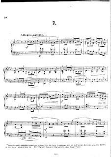 Trösteinsamkeit, Op.37: peç.a No 7 by Johann Carl Eschmann