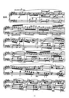 Sonata No.256 in C Sharp Minor, K.247 L.256 P.297: Para Piano by Domenico Scarlatti