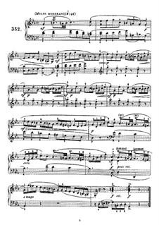 Sonata No.352 in C Minor, K.11 L.352 P.67: Para Piano by Domenico Scarlatti