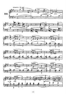 Sonata No.393 in A Major, K.219 L.393 P.278: Para Piano by Domenico Scarlatti