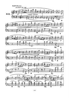 Sonata No.433 in F Major, K.446 L.433 P.177: Para Piano by Domenico Scarlatti