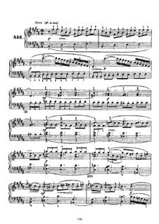 Sonata No.446 in B Major, K.262 L.446 P.301: Para Piano by Domenico Scarlatti