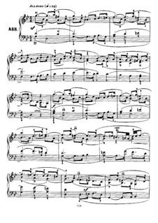 Sonata No.488 in G Minor, K.8 L.488 P.64: Para Piano by Domenico Scarlatti