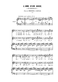 L'ame d'un ange: L'ame d'un ange by Charles Gounod