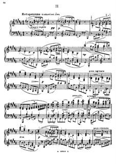 Lyrical Suite, Op.32: movimento II by Felix Blumenfeld