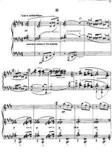 Preludes, L.123: No.2 Feuilles mortes by Claude Debussy