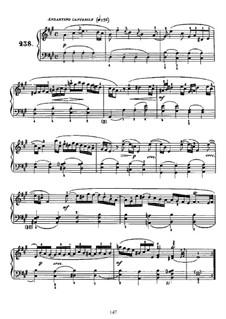 Sonata No.238 in A Major, K.208 L.238 P.315: Para Piano by Domenico Scarlatti