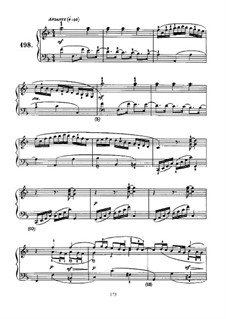 Sonata No.198 in F Major, K.296 L.198 P.305: Para Piano by Domenico Scarlatti