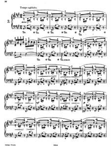 Twenty-Five Etudes for Piano, Op.78: Etude No.3 in A Major by Daniel Steibelt