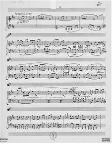 Piece for Piano No.11: Piece for Piano No.11 by Ernst Levy
