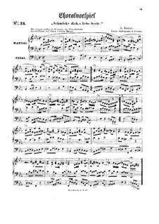 Ritter-Album for Organ. Book II: Ritter-Album for Organ. Book II by Hermann Ferdinand Albert Wilhelm Wehe, Wilhelm Valentin Volckmar, Reinhold Succo, Gustav Rebling, Benjamin Robert Papperitz, Gustav Adolf Merkel, Heinrich Finck