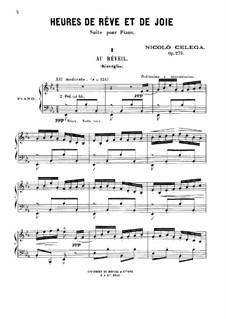 Heures de rêve et de joie, Op.275: Heures de rêve et de joie by Nicolò Celega