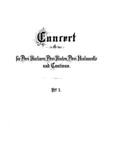 Partitura completa: Partitura completa by Johann Sebastian Bach