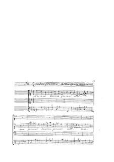 Peccavi Domine, peccavi multum, H.378: Peccavi Domine, peccavi multum by Marc-Antoine Charpentier