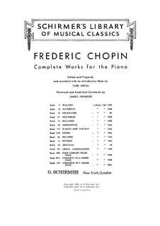 Rondo in C Minor, Op.1: Para Piano by Frédéric Chopin