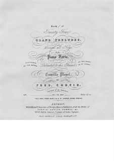No.1-14: No.1-14 by Frédéric Chopin