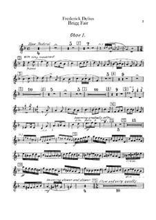 Brigg Fair : Oboes e coral ingleses by Frederick Delius