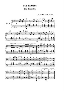 Les Ramiers, Op.128: Waltzes No.1-4 by Josef Lanner
