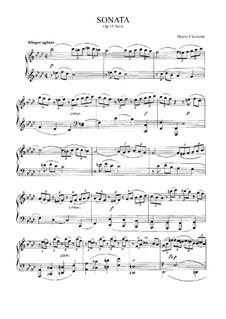 Sonata in F Minor, Op.13 No.6: Sonata in F Minor by Muzio Clementi
