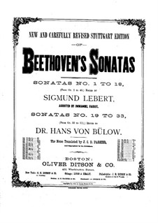 Sonata for Piano No.5, Op.10 No.1: For a single performer by Ludwig van Beethoven
