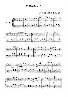 Woronzoff, Op.27: Woronzoff by Joseph Labitzky