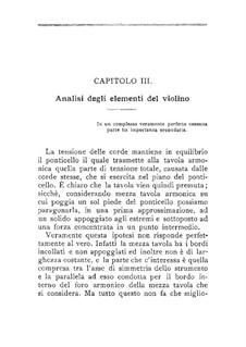 Il liutaio: Chapters III-IV by Domenico Angeloni