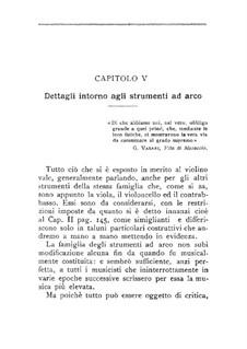 Il liutaio: Chapters V-VI by Domenico Angeloni