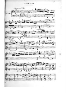 La dame de pique (The Queen of Spades): ato III, para solista,coral e piano by Fromental Halevy