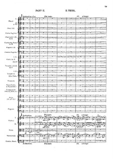 The Dream of Gerontius, Op.38: movimento II by Edward Elgar