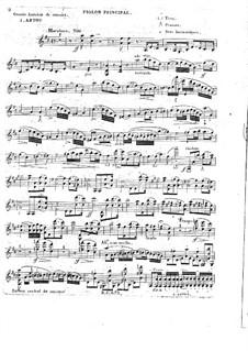 Grand Concert Fantasia, Op.16: Parte de solo by Alexandre Joseph Artôt