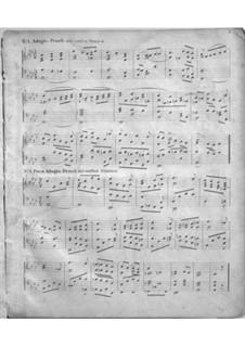 Twelve Short Pieces: Twelve Short Pieces by Johann Ludwig Böhner