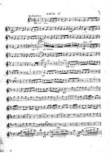Le calife de Bagdad: Oboe parte II by Adrien Boieldieu