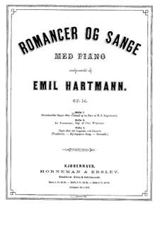 Østerlandske Sange, Op.14: livro I by Emil Hartmann