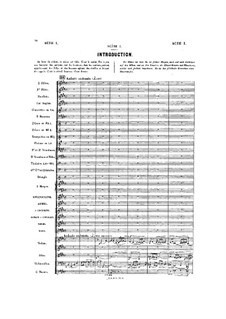 Gwendoline: ato I , cena I by Emmanuel Chabrier